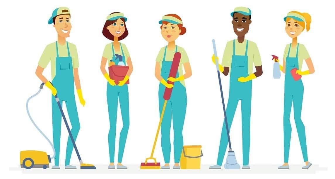مناقصة علنية رقم 23/2019 توفير خدمات التنظيف
